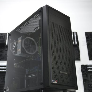 Игровой PowerUp #46 Xeon E5 2680 v3/32 GB/HDD 2 TB/SSD 240 GB/GeForce RTX 2060 6GB
